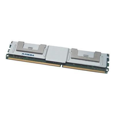 Axiom Memory MA833G/A-AX AX - DDR2 - 4 GB: 2 x 2 GB - FB-DIMM 240-pin - 667 MHz / PC2-5300 - fully buffered - ECC - for Apple Mac Pro (2 cores)