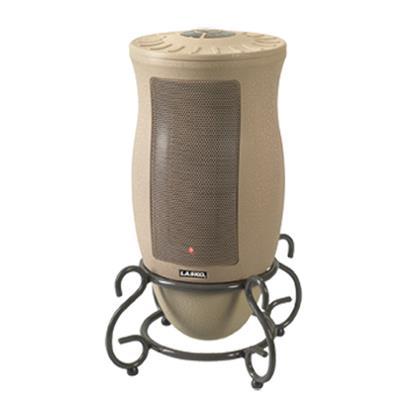 Lasko Products 6435 Designer Series Oscillating Ceramic Heater with Remote Control
