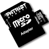 Patriot Memory LX Series Class 10 32GB Micro SDHC Flash Card