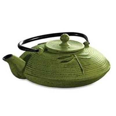 Primula Products PCI 5228 P Green Cast Iron Tea Pot 28Oz