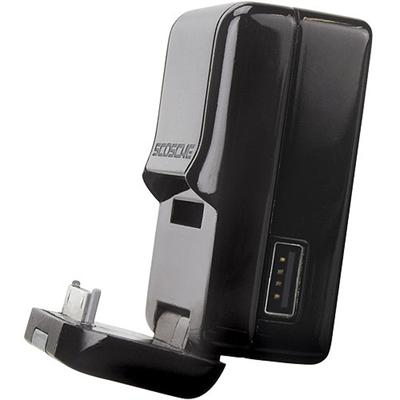 reviveLITE II Docking Travel Charger for iPod & iPhone - Black