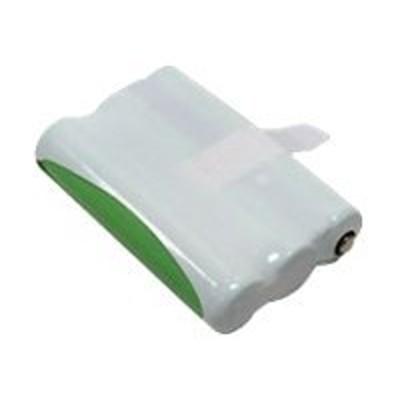 Lenmar CB02419 CB02419 - Phone battery NiMH 700 mAh - white - for AT&T 2231  E2125  E2715  E2725  E5603  E5630  E5634  E5915  E5925