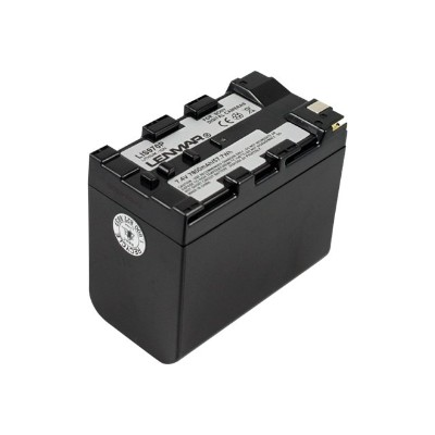 Lenmar Lis970p Lis 970p - Camcorder Battery Li-ion 7800 Mah - For Sony Cvx-v18  Dsr-200  Pd100  Pd150  Pd170  Handycam Fdr-ax1  Ax1e  Nxcam Nex-ea50  Fs700