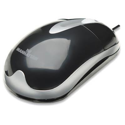 MANHATTAN 177016 MH3 Optical Desktop Mouse