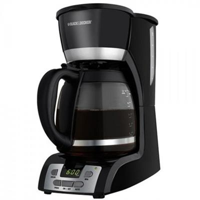 Melitta USA DCM2160B B D 12 Cup Prg Coffee Maker