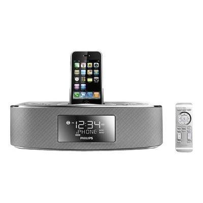 Docking Entertainment System DC290 - clock radio with Apple Dock cradle