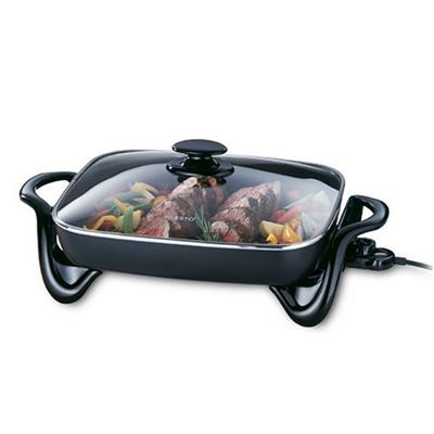 Presto 06852 16 Electric Skillet with Glass