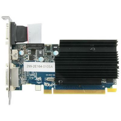 Sapphire 100322L Radeon HD 6450 1GB GDDR3 PCI Express Video Card