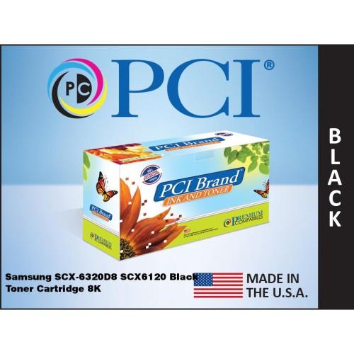 Premium Compatibles SCX6320D8PC Compatible Scx-6320D8 Black Tnr
