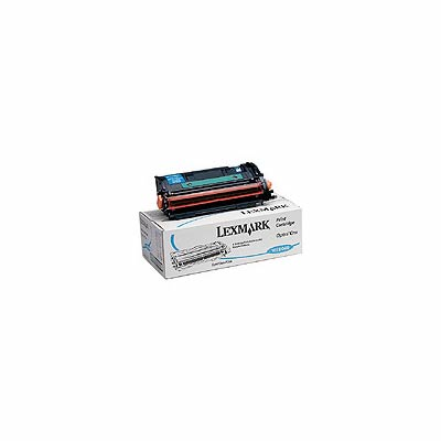 Lexmark 10E0040 Cyan Print Cartridge for Optra C710