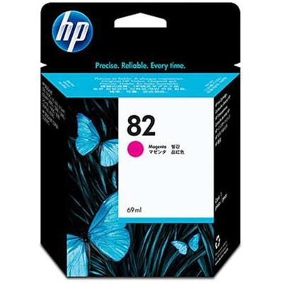 HP Inc. C4912A 82 69ml Magenta Ink Cartridge