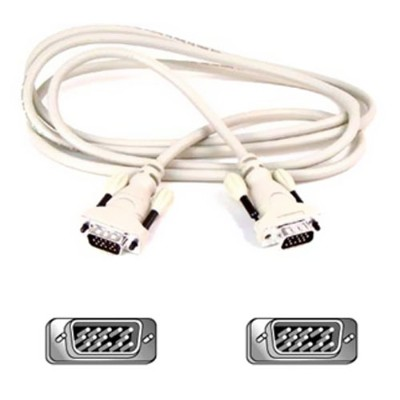 Belkin F2N028-15 15ft. Pro Series VGA Monitor Signal Replacement Cable