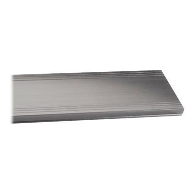 Black Box RMT410A-R2 Slotted-Duct Raceway System - Cable raceway cover - 6 ft - gray