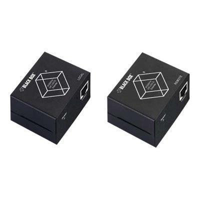 Black Box ACS2001A-R3 Micro Extender DVI-D - Video extender - up to 164 ft