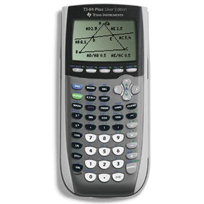 Texas Instruments 89T/CLM/1L1/E Ti 89 Titanium Graphing Calculator