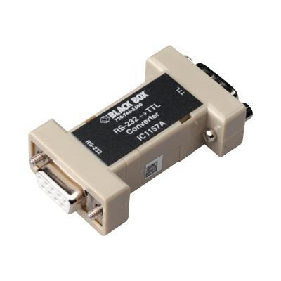 Black Box IC1157A RS 232< >TTL Converter Serial adapter RS 232 serial RS 232 TTL