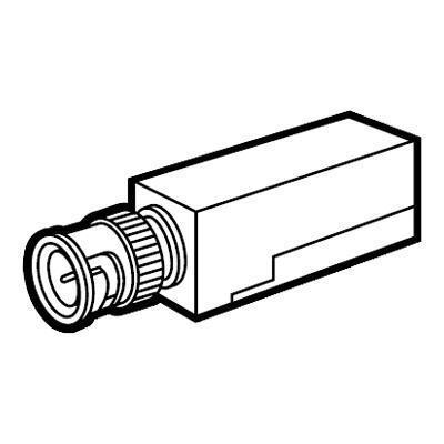 Black Box IC444A CCTV Video Balun - Balun adapter - BNC (M) to terminal block (screw) (M)