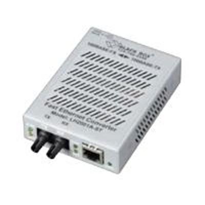 Black Box LH2001A-ST-R3 AutoCross - Media converter - Fast Ethernet - 100Base-FX 100Base-TX