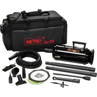 Metropolitan Vacuum MDV-3TCA DataVac Pro Series Toner Vac & Micro Cleaning Tools (1.7 HP Motor)