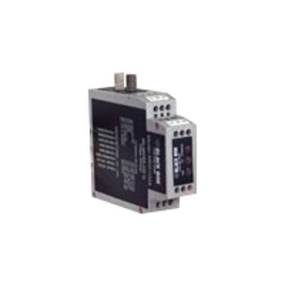 Black Box MED100A DIN Rail RS-232/RS-485  Fiber Driver - Short-haul modem - fiber optic  serial RS-232  serial RS-422  serial RS-485 - terminal block
