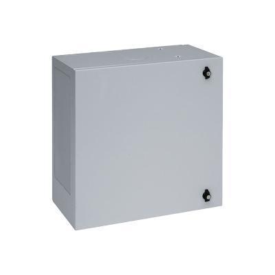 Black Box RM545AL L-Box Wallmount Cabinet - Cabinet - wall mountable - 6U