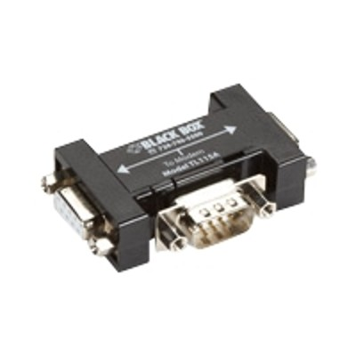 Black Box TL115A DB9/ 2 to 1/ Tlsi Modem Splitter