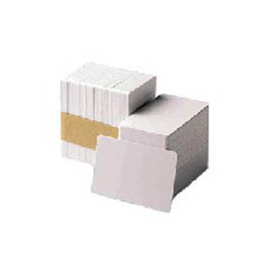 Zebra Tech 104523-113 Premier PVC Card High Coercivity Magnetic Stripe  5 packs of 100