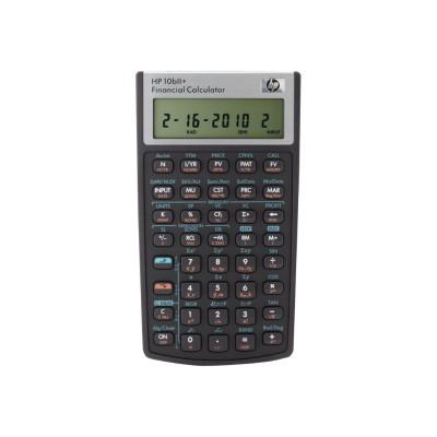 HP Inc. NW239AA ABA 10bII Financial calculator LCD 12 digits battery