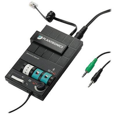 Plantronics MX10 MX10 Universal Amplifier for Headsets