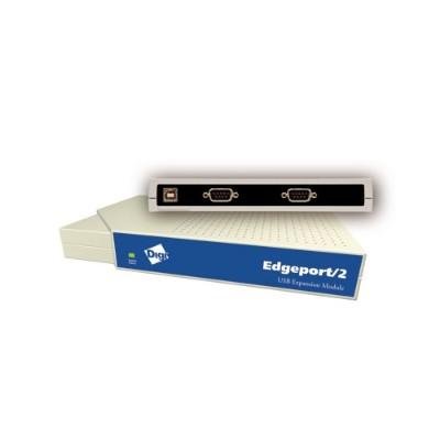Digi 301-1000-02 Edgeport/2 - 2 port RS-232 serial DB-9 (same as 301-1000-03)