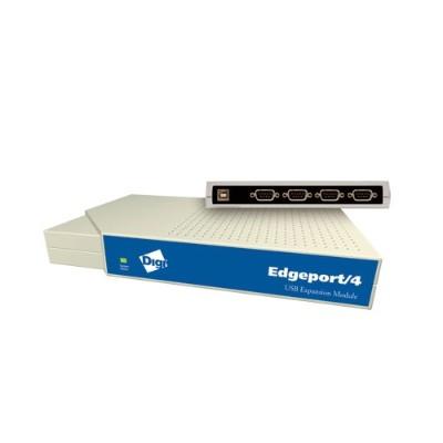 Digi 301-1000-04 Edgeport/4 USB to 4 port DB-9 Serial Converter
