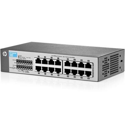 Hewlett Packard Enterprise J9662A#ABA 1410-16 Switch