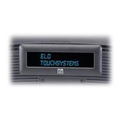 ELO Touch Solutions E879762 Customer Display - Customer display - 600 cd/m² - USB - USB