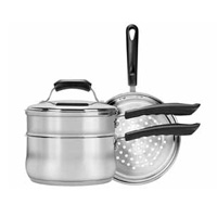 Range Kleen CW2011 4 PC Stainless Steel Cookware