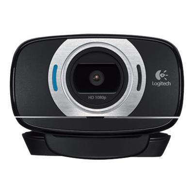 Logitech 960-000733 HD Webcam C615 - Web camera - color - 1920 x 1080 - audio - USB 2.0
