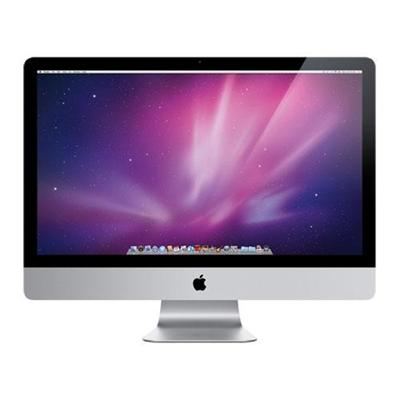 27 iMac 2.93GHz Quad-Core Intel Core i7  4GB RAM  1TB Hard Drive  ATI Radeon HD 5750  SuperDrive  Apple Wireless Keyboard and Magic Mouse (Open Box Product  Lim