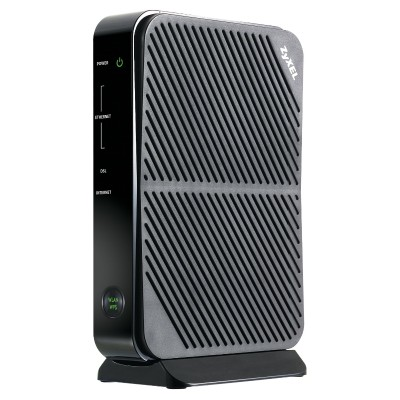 Zyxel P660HN 51 Prestige 660HN 51 Wireless router DSL modem 4 port switch 802.11b g n 2.4 GHz