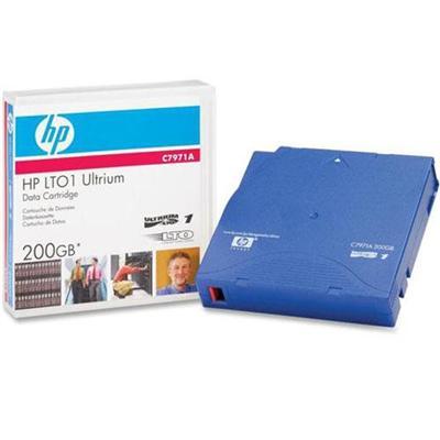 Hewlett Packard Enterprise C7971A LTO-1 Ultrium 200GB Data Cartridge