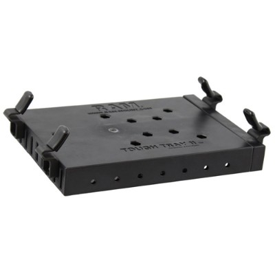 RAM Mounts RAM-234-6 Tough Tray II - Notebook arm mount tray - for Apple iPad 1  2