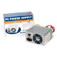 StarTech.com ATXPOWER300 Computer Power supply internal ATX AC 115 230 V 300 Watt 9 output connector s