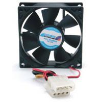 StarTech.com FANBOX 8cm PC Case Cooling Fan w/Internal Power Connectors