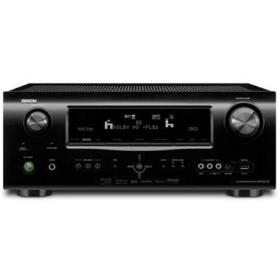 7.1 Channel A/V Home Theater Receiver - Refurbished By Denon