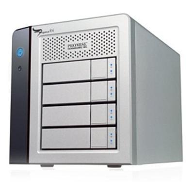 Promise Pegasus R4 8TB (4x2TB) RAID System