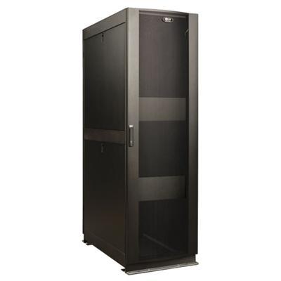 Tripplite Sr42ubz4 Smartrack Seismic-rated Standard-depth - Rack Enclosure Cabinet - Black - 42u - 19