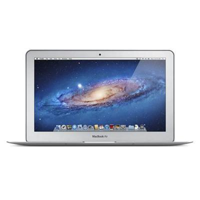 11.6 MacBook Air dual-core Intel Core i5 1.6GHz  4GB RAM  64GB Flash Storage  Intel HD Graphics 3000  Mac OS X Lion
