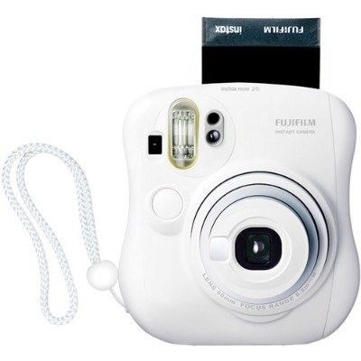 Fujifilm 15953812 Instax Mini 25 - Instant Camera - Lens: 60 Mm