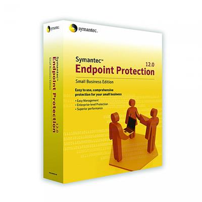 Symantec 21182535 Endpoint Protection Small Business Edition 12.1 - 1 Pack System Builder   1 Year Essential Support