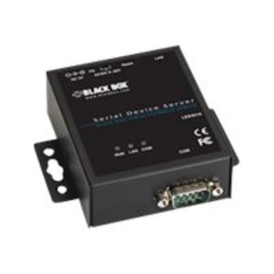 Black Box LES301A Device server 10Mb LAN 100Mb LAN RS 232 RS 422 RS 485