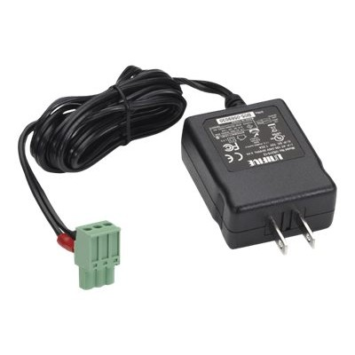 Black Box PS012 Ext Power Adapter 120Vac to 12Vd