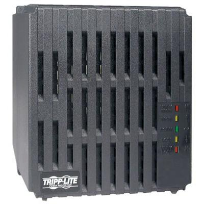 TrippLite LR2000 2000W 230V Power Conditioner with Automatic Voltage Regulation (AVR)  AC Surge Protection  6 Outlets  UNIPLUGINT Adapter